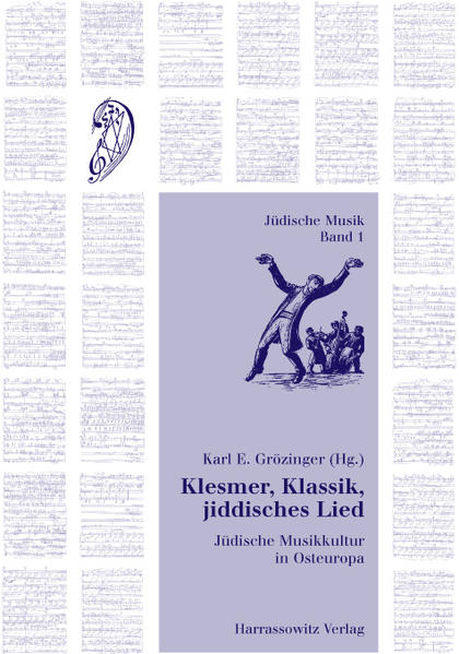 Klesmer, Klassik, jiddisches Lied - Coverbild
