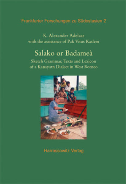 Salako or Badameà - Coverbild