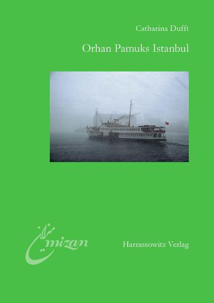 Orhan Pamuks Istanbul - Coverbild