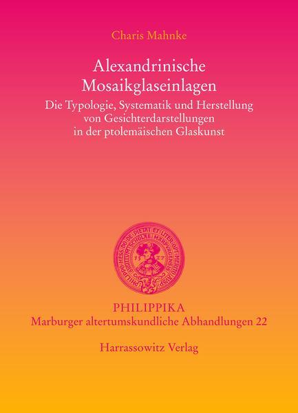 Alexandrinische Mosaikglaseinlagen - Coverbild