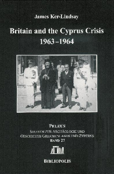 Britain and the Cyprus Crisis 1963-1964 - Coverbild