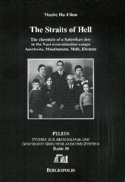 The Straits of Hell - Coverbild