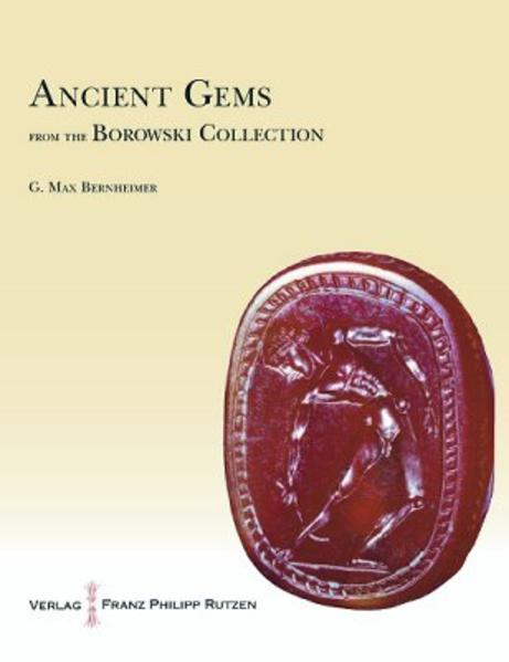 Ancient Gems from the Borowski Collection - Coverbild