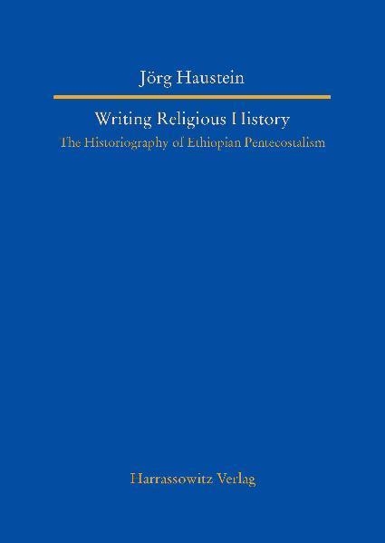 Writing Religious History - Coverbild