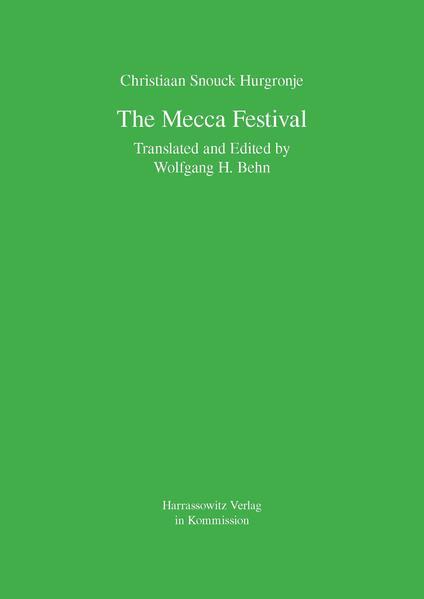 The Mecca Festival - Coverbild