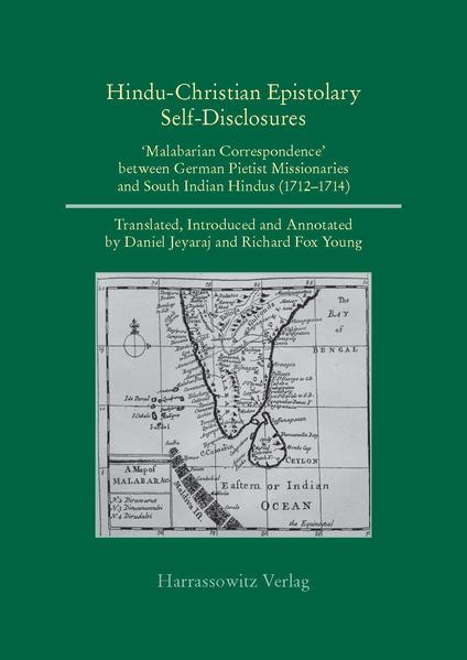 Hindu-Christian, Indo-German Self-Disclosures - Coverbild