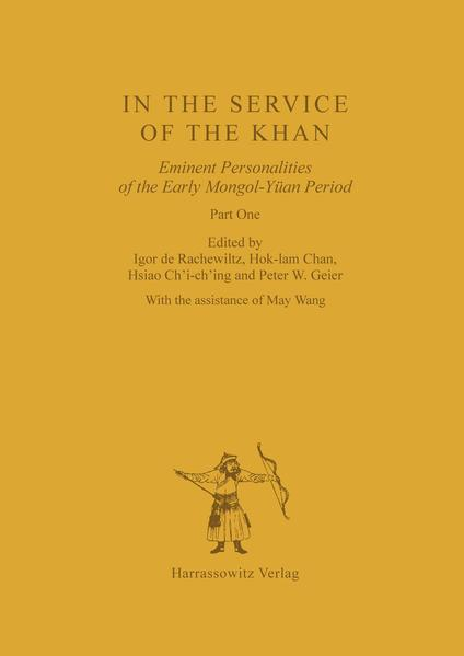 In the Service of the Khan - Coverbild