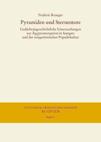 Pyramiden und Sternentore - Coverbild