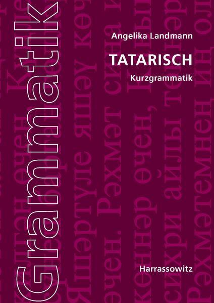 Tatarische Kurzgrammatik - Coverbild