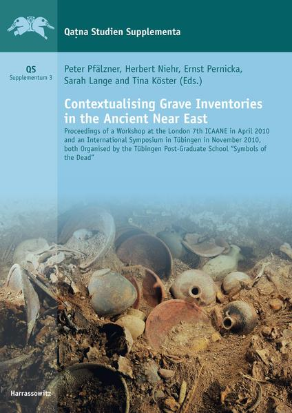 Contextualising Grave Inventories in the Ancient Near East - Coverbild