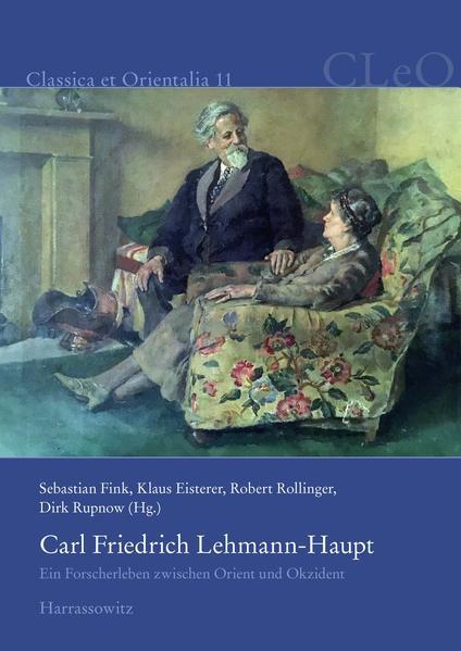 Carl Friedrich Lehmann-Haupt - Coverbild
