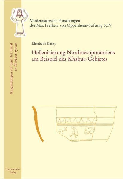 Hellenisierung Nordmesopotamiens am Beispiel des Khabur-Gebietes - Coverbild