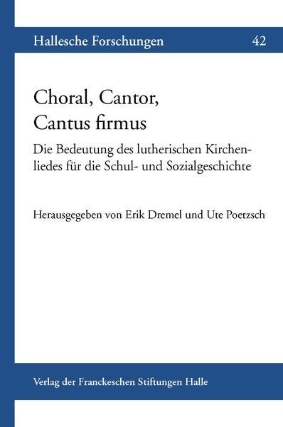 Choral, Cantor, Cantus firmus - Coverbild