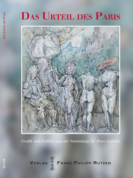Set: Das Urteil des Paris/Wie es zum Trojanischen Krieg kam - Coverbild