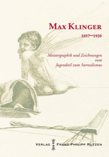 Max Klinger 1857 – 1920 - Coverbild
