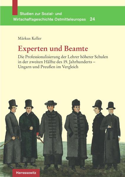Experten und Beamte - Coverbild