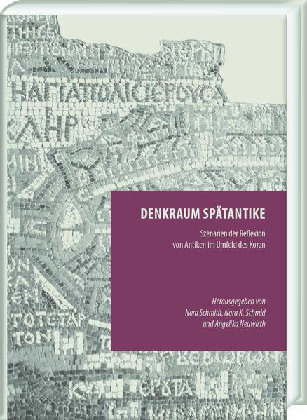 Denkraum Spätantike - Coverbild