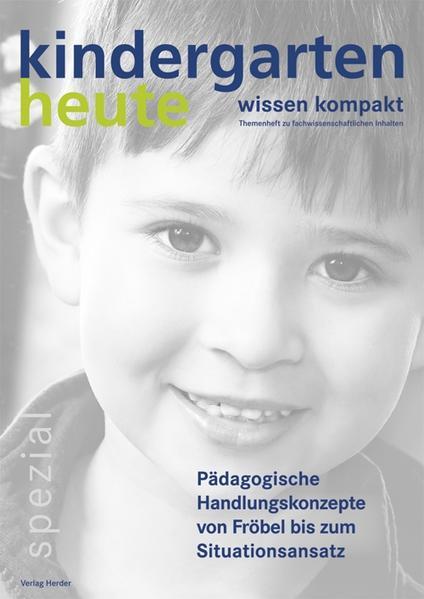 Pädagogische Handlungskonzepte von Fröbel bis zum Situationsansatz - Coverbild