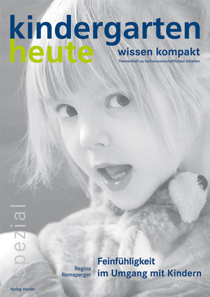 Feinfühligkeit im Umgang mit Kindern - Coverbild