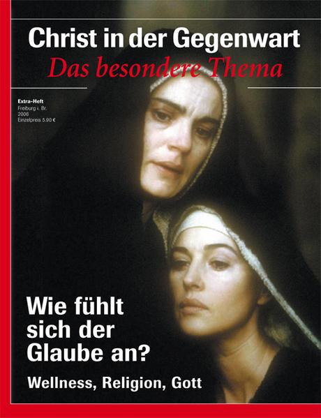 Wie fühlt sich der Glaube an? - Coverbild
