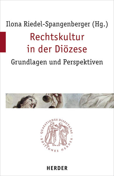 Rechtskultur in der Diözese - Coverbild
