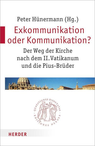 Exkommunikation oder Kommunikation? - Coverbild