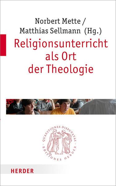 Religionsunterricht als Ort der Theologie - Coverbild