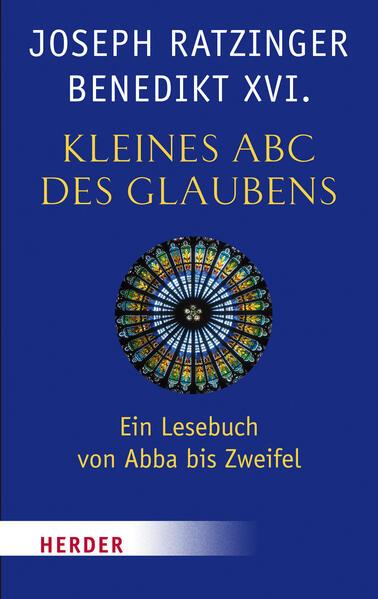 Kleines ABC des Glaubens - Coverbild