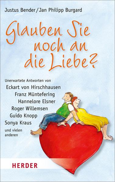 Glauben Sie noch an die Liebe? - Coverbild