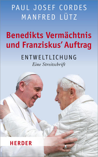 Benedikts Vermächtnis und Franzsikus`Auftrag - Coverbild