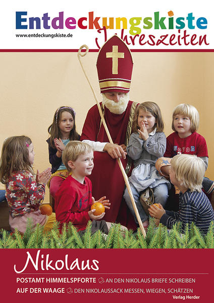 Nikolaus - Coverbild