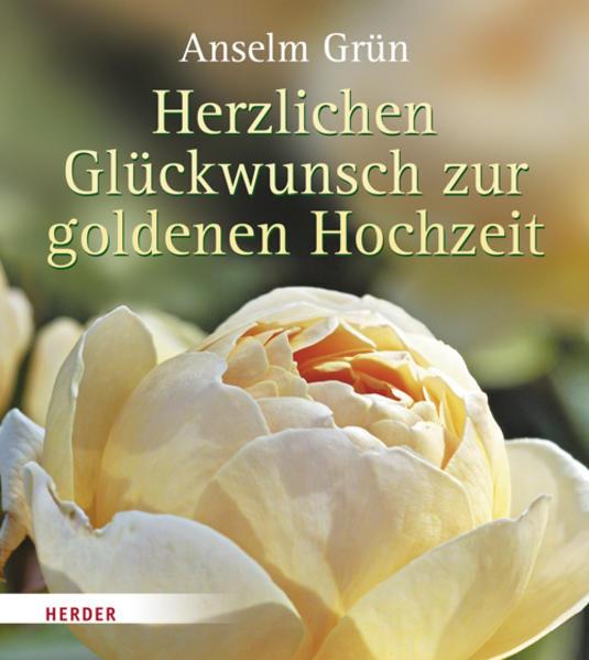 Herzlichen Glückwunsch zur Goldenen Hochzeit - Coverbild