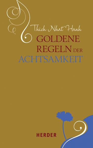 Goldene Regeln der Achtsamkeit - Coverbild