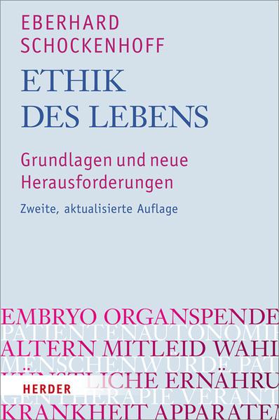 Ethik des Lebens - Coverbild