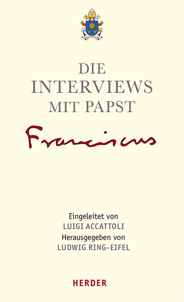 Die Interviews mit Papst Franziskus - Coverbild