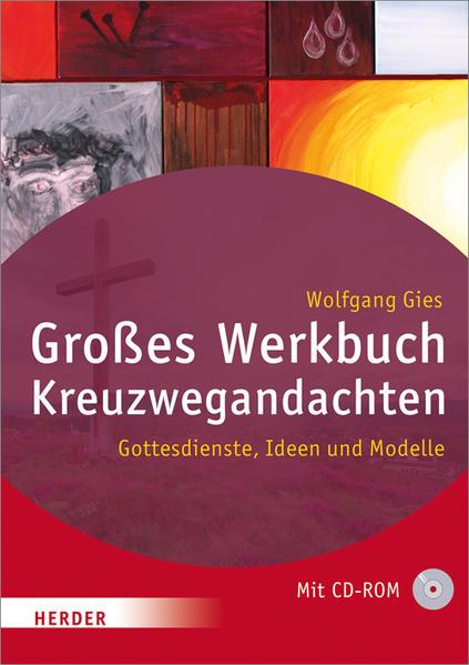 Großes Werkbuch Kreuzwegandachten - Coverbild