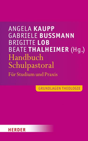 Handbuch Schulpastoral - Coverbild