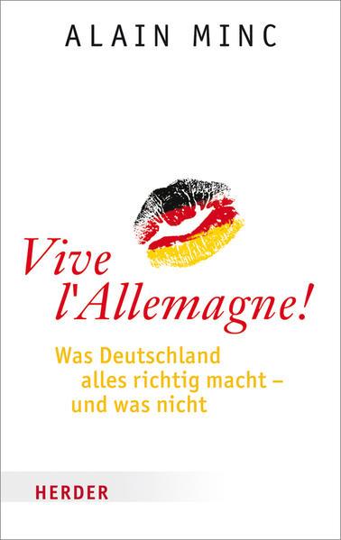 Vive l'Allemagne! - Coverbild