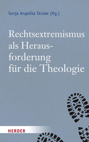 Rechtsextremismus als Herausforderung für die Theologie - Coverbild