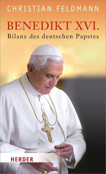 Benedikt XVI. - Coverbild