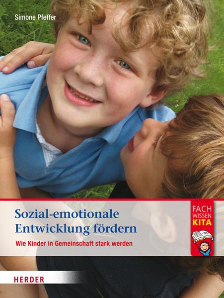 Sozial-emotionale Entwicklung fördern - Coverbild