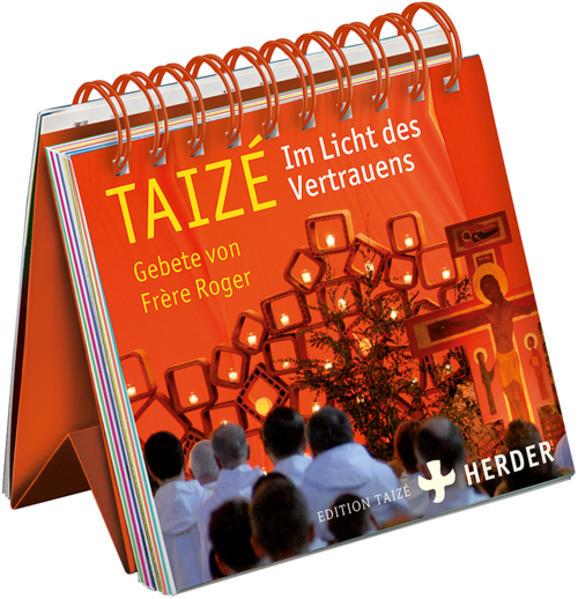 Taizé - Im Licht des Vertrauens - Coverbild