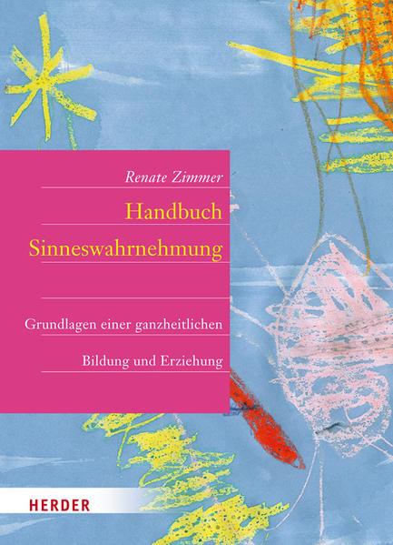 Handbuch der Sinneswahrnehmung - Coverbild