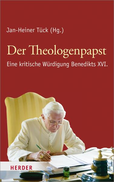 Der Theologenpapst - Coverbild