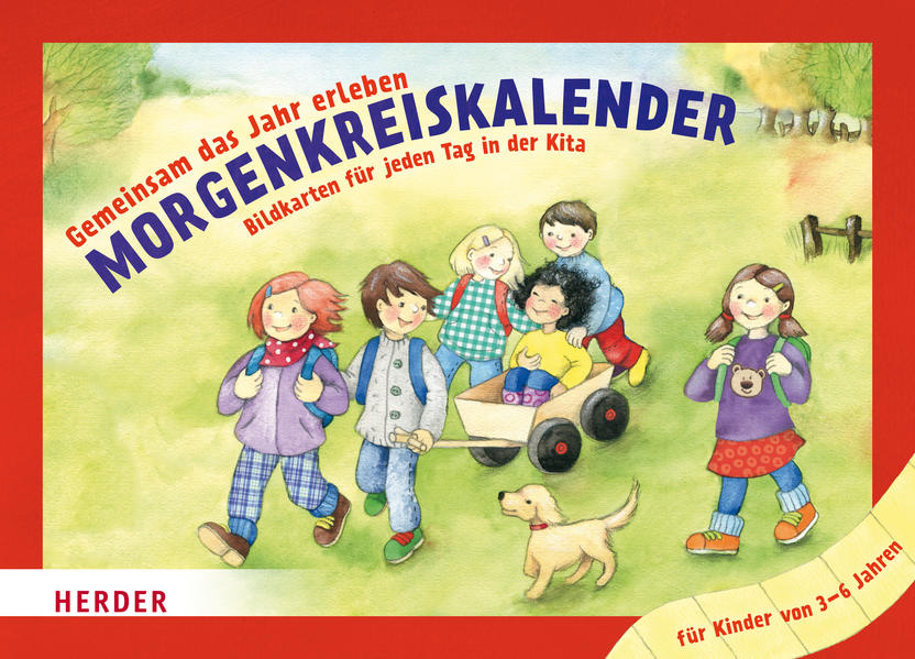 Morgenkreiskalender - Coverbild