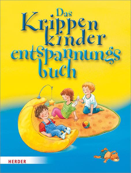 Das Krippenkinderentspannungsbuch - Coverbild