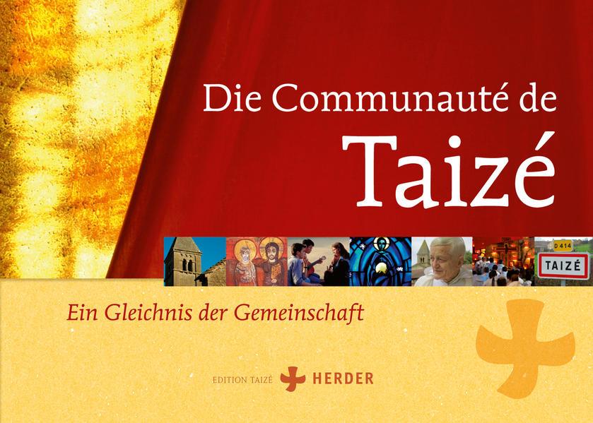 Die Communauté de Taizé - Coverbild
