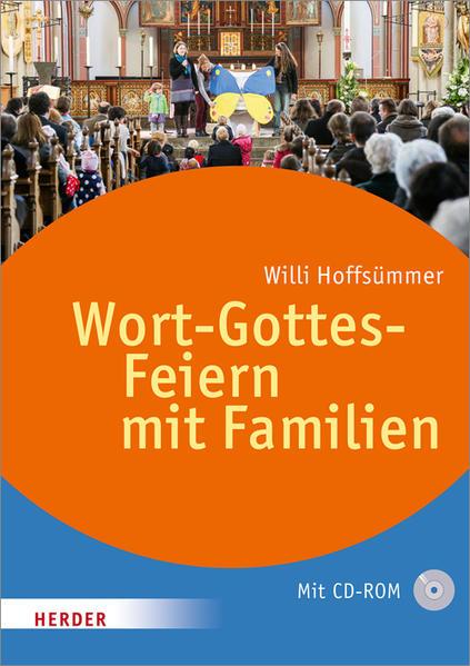 Wort-Gottes-Feiern mit Familien - Coverbild