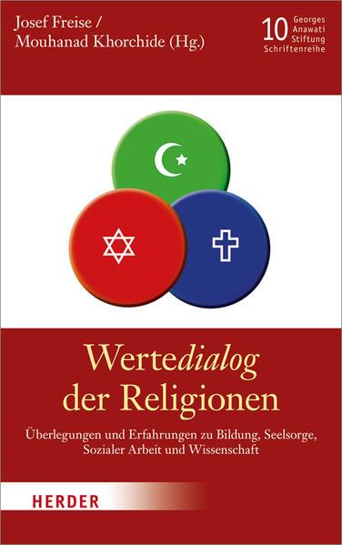 WerteDialog der Religionen - Coverbild