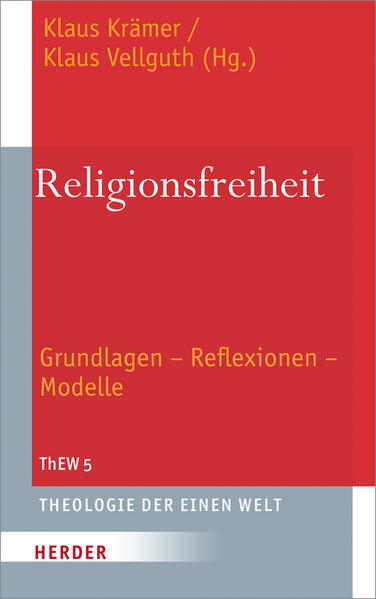 Religionsfreiheit - Coverbild